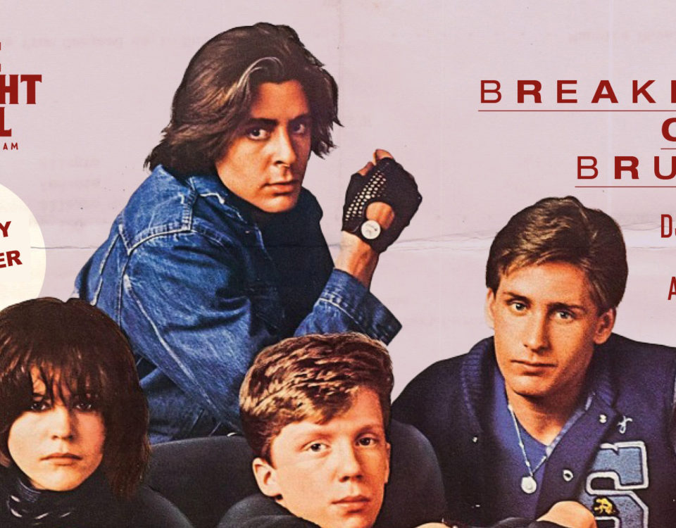 The Breakfast Club at The Night Owl Event Poster